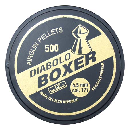 Boxer 500, 4,5mm (.177)
